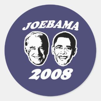 JOEBAMA 2008 STICKERS