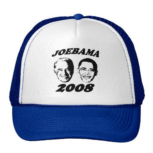 JOEBAMA 2008 TRUCKER HAT