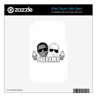 JoeBama Ice Cream iPod Touch 4G Skin