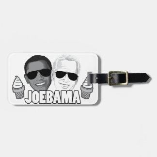 JoeBama Ice Cream Luggage Tag