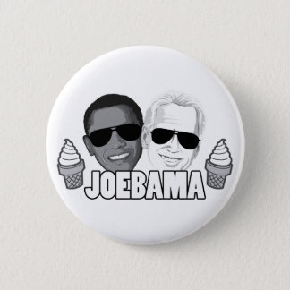JoeBama Ice Cream Pinback Button