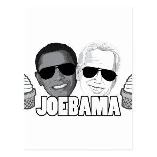 JoeBama Ice Cream Postcard