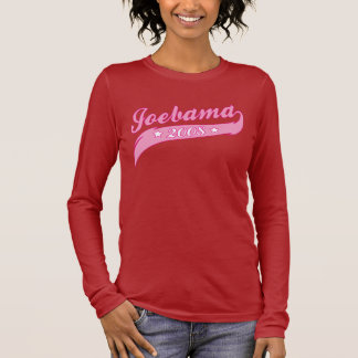 Joebama Obama Biden Retro Style Lettering T Shirt