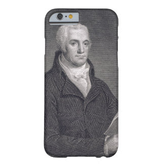 Joel Barlow (1754-1812), engraved by Asher Brown D Barely There iPhone 6 Case