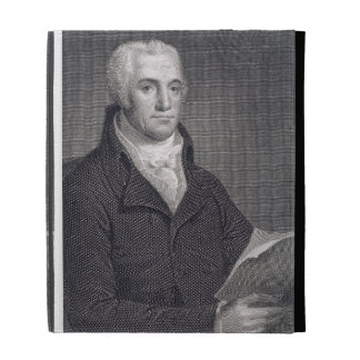 Joel Barlow (1754-1812), engraved by Asher Brown D iPad Cases
