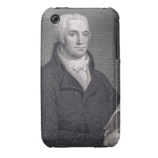 Joel Barlow (1754-1812), grabado por Asher Brown D Case-Mate iPhone 3 Protector