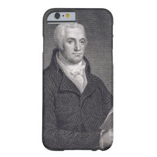 Joel Barlow (1754-1812), grabado por Asher Brown D Funda De iPhone 6 Barely There