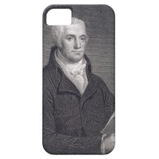 Joel Barlow (1754-1812), grabado por Asher Brown D iPhone 5 Funda