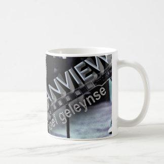 Joel Geleynse Music Merchandise OCEANVIEW Coffee Mug
