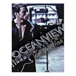 Joel Geleynse Music Merchandise OCEANVIEW Postcard