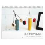 Joel Henriques 2011 Modern Toy Calendar
