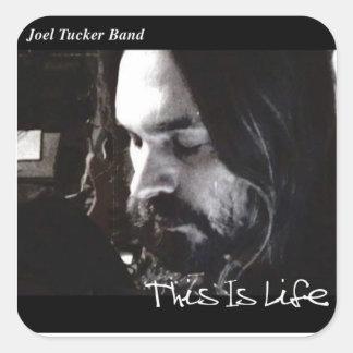 Joel Tucker Band sticker
