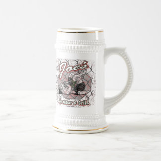 Joes_armbar_grill_3, Joes_armbar_grill_3 Beer Stein