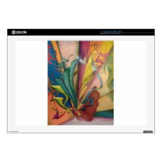 "joe's art 17"" laptop decal"