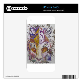 joe's art iPhone 4 decal