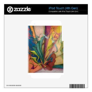 joe's art skins for iPod touch 4G