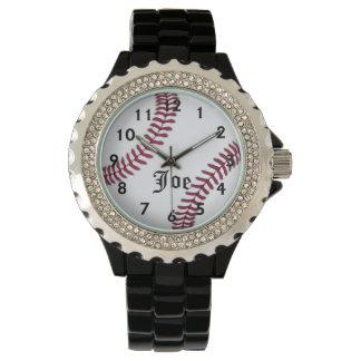 Joe's Baseball Time Watch