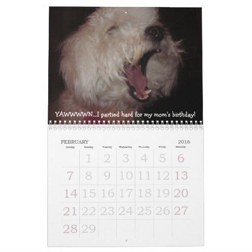 Joe's Calendar