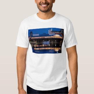 Joe's Crabshack at night T Shirt