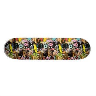 Joes Diner - Custom Skate Board