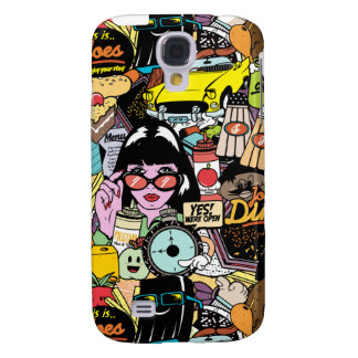 Joes Diner - iPhone3 case