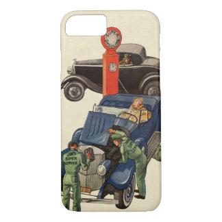 Joe's Full Service Gas Station, Vintage Business iPhone 7 Case