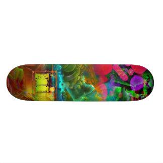 joes hoe skateboard deck
