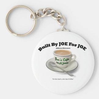 JOE'S Keychain