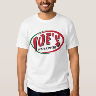 Joe's Pizza & Pasta T-shirt