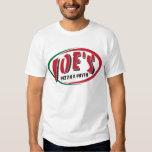Joe's Pizza & Pasta Tee Shirt