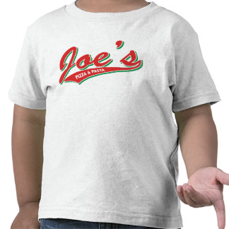 Joe's Pizza & Pasta Tees