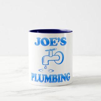 Joe's Plumbing Mug