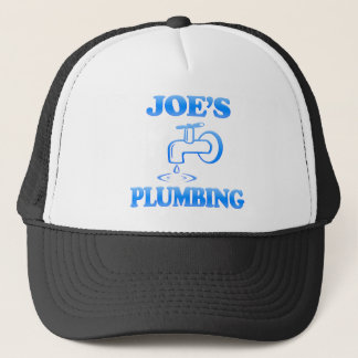 Joe's Plumbing Trucker Hat