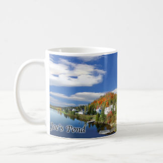 Joe's Pond, West Danville, Vermont Coffee Mug