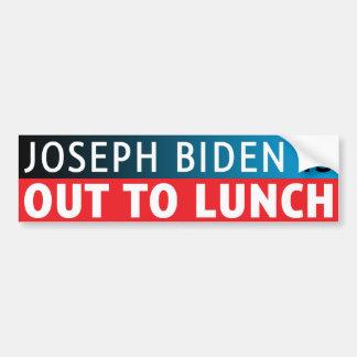 Joeseph Biden Car Bumper Sticker