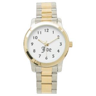 JoeTime Wrist Watch
