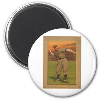 JoeTinker Chicago Cubs 1911 Magnet