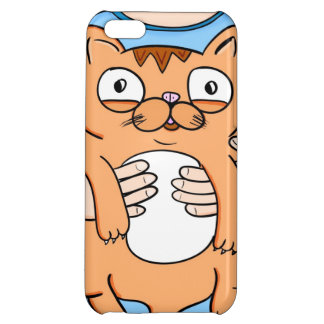 Joey the Cat Cover For iPhone 5C