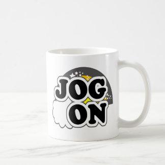 Jog On Coffee Mug
