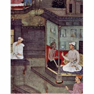 Jog Vashisht Manuscript By Saying [[W: Vasistha By Photo Sculpture
