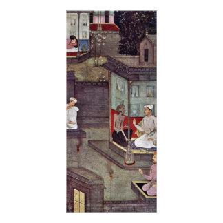 Jog Vashisht Manuscript By Saying W Vasistha By Customized Rack Card