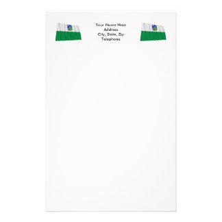 Jõgeva Waving Flag Stationery