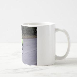 jogger coffee mug