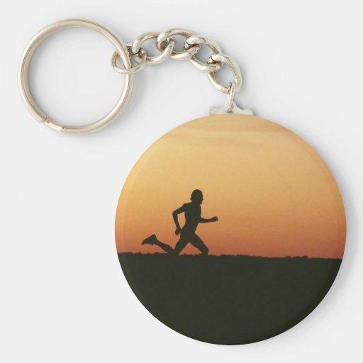 Jogger Keychain