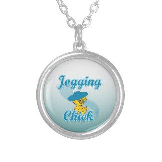 Jogging  Chick #3 Pendants