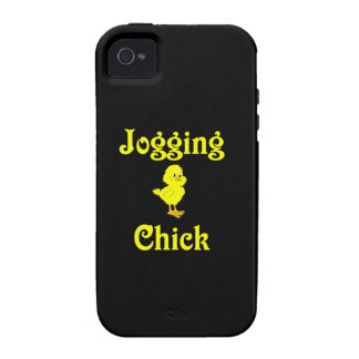 Jogging  Chick Case For The iPhone 4