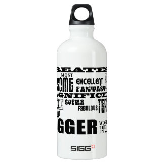 Jogging & Joggers : Greatest Jogger the World Ever SIGG Traveler 0.6L Water Bottle