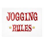 Jogging Rules Invite