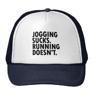 Jogging Sucks. Running Doesn't. Trucker Hat