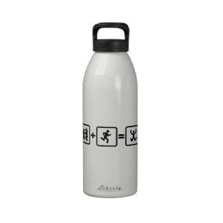 Jogging Drinking Bottles
